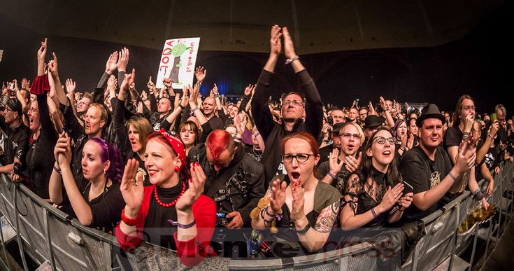 [Photos & Review] WGT 2016 - Sunday (15.05.2016) We visited over 13 bands like Legend Dirk Ivens Solar Fake Lord Of the Lost Welle:Erdball (official) or mesh and many more. Many Photos Reviews and a small review about Dr. Mark Benecke (Official) lecture found here:  http://monkeypress.de/2016/06/live/festivalberichte/wave-gotik-treffen-wgt-2016-sonntag-15-05-2016/  #wgt #wgtLeipzig #Leipzig #Konzerte