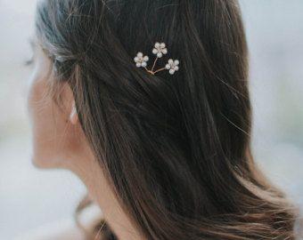 Bridal Hair Wreath Bridal Hair Accessories by DavieandChiyo