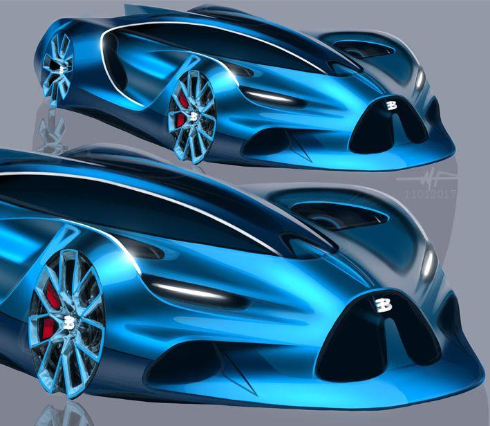 Concept Cars, Concept Car Design