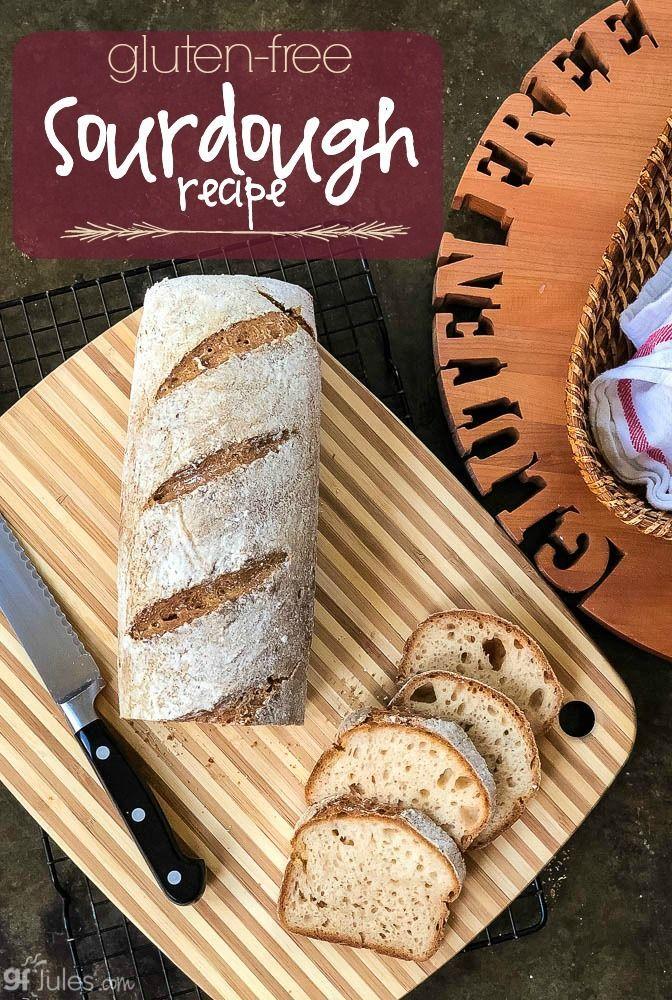 Gluten Free Sourdough Bread Recipe Authentic Bread No Gluten Gfjules Recipe Gluten Free Sourdough Sourdough Bread Recipe Gluten Free Sourdough Bread