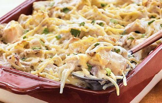 Рецепты спагетти с курицей, секреты выбора ингредиентов и добавления