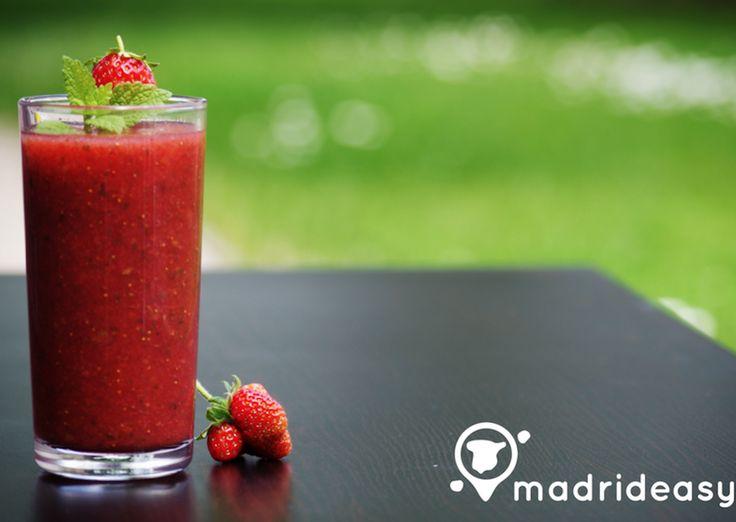 #madrid #getjuiced #smoothies #verano #madrideasy