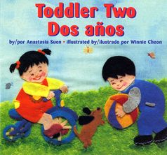 Toddler Two/Dos Años
