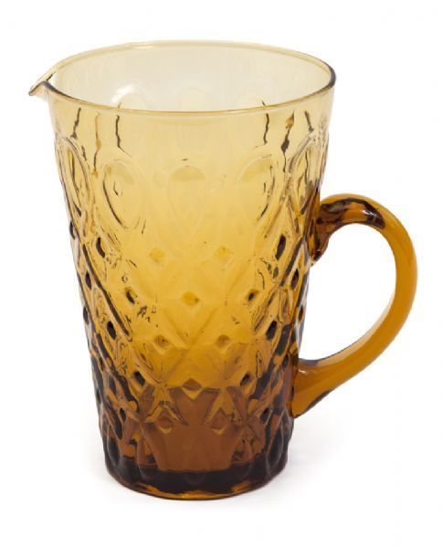 All That I Need - General Eclectic Jug - Amber Retro, $21.00 (http://www.allthatineed.com.au/products/general-eclectic-amber-jug.html)