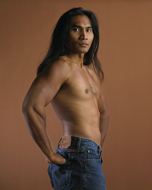 Indian Handsome Naked Male - Hot Nude-4363
