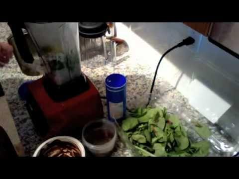 Rohkost Smoothie Rezept: Rohtopia's Better Than Slim Fast Schoko-Shake Fertigdrink DIY Tutorial