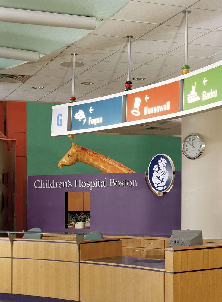 Boston childrens hospital on behance in 2020 boston