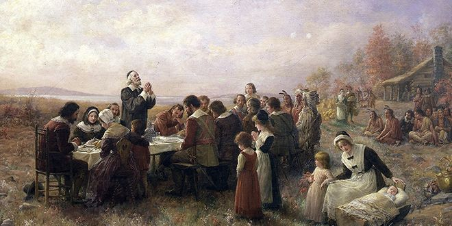 The History of Thanksgiving - FHE Lesson