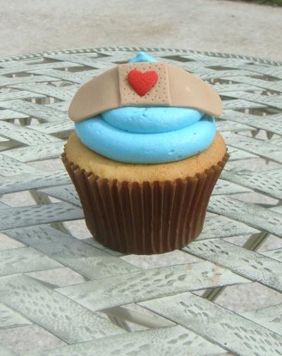 *Get well soon!* Cupcakes By caseyleann87 on CakeCentral.com