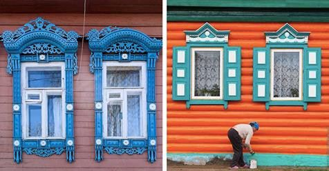 Vibrant Photos Immortalize The Ornate Windows Of Russia Before They Disappear
