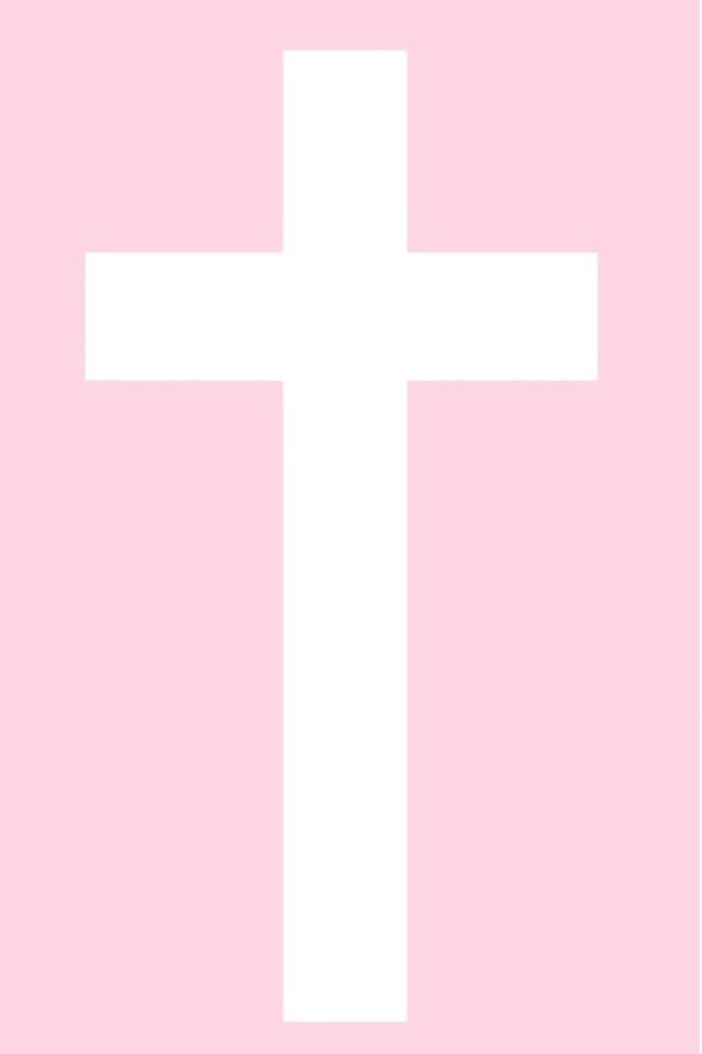 Cross wallpaper | Girly wallpapers | Pinterest