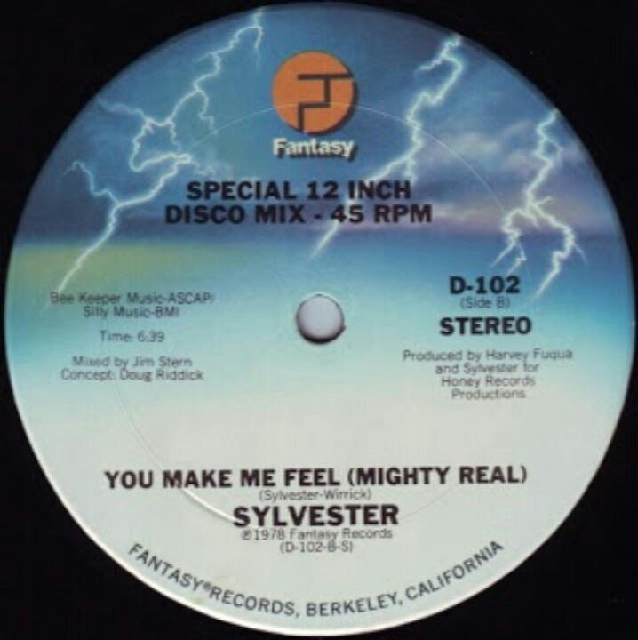 Sylvester - You Make Me Feel