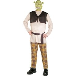 Shrek Halloween Costumes For Adults