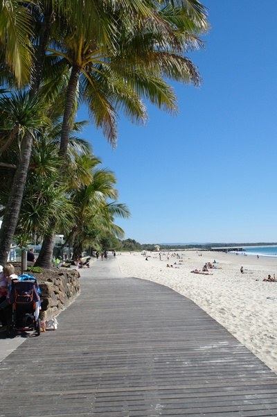 Noosa boardwalk, one of my favorite places in the world