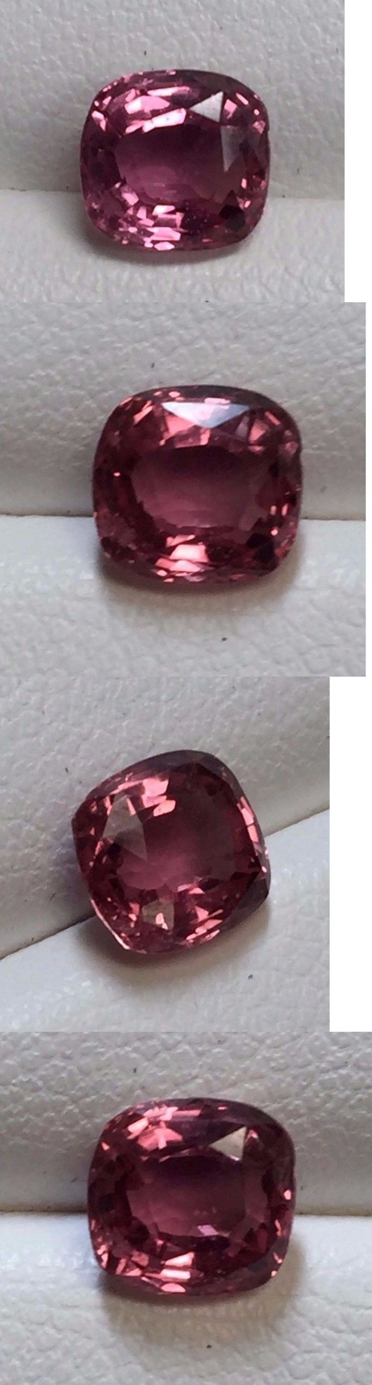 Natural Sapphires 4644: 1.58Ct Beautiful Padparadscha No Heat Agl Certified Natural Loose Sapphire -> BUY IT NOW ONLY: $1895 on eBay!