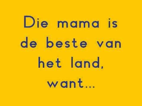 Moederdagliedje - Tijl Damen. Tekst, bladmuziek, akkoorden: http://tijldamen.nl/kinderliedjes/lente-en-pasen/de-beste-mama