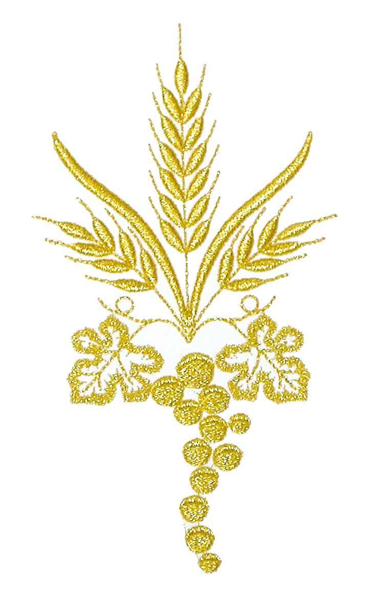Uvas y espigas - Imagui