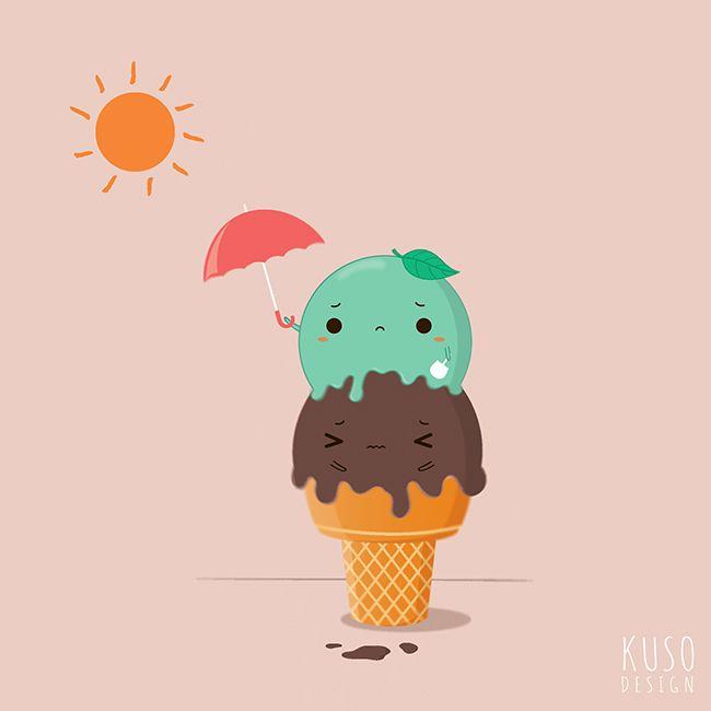 Ice Cream by kusodesign.deviantart.com on @deviantART