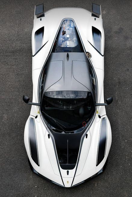 Ferrari Laferrari FXX K