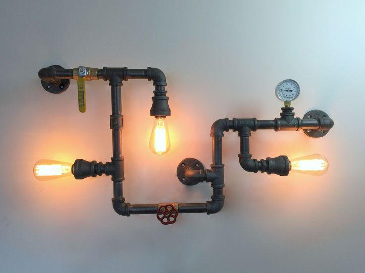 Best 25+ Industrial Wall Art Ideas On Pinterest
