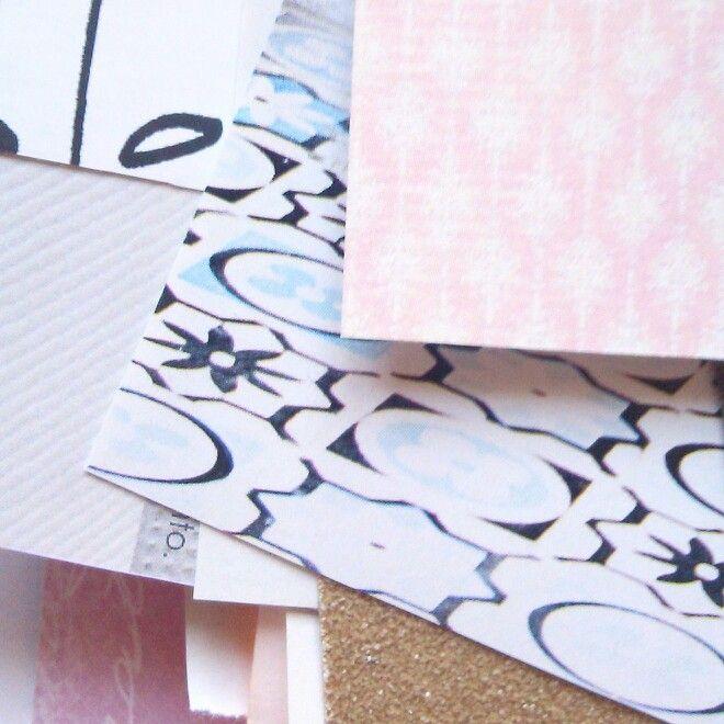Paper love - passionshake.com / patterns / paper / organizing