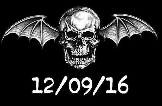 Hell yeah! The new album is coming, i almost can't believe haha Avenged Sevenfold is back again #A7X #Avenged #Sevenfold #VoltaicOceans #NewAlbum