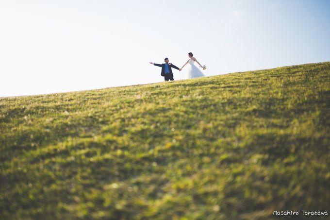 海外から結婚式の前撮り(ウェディングフォト) | 結婚式の写真撮影 ウェディングカメラマン寺川昌宏(ブライダルフォト)