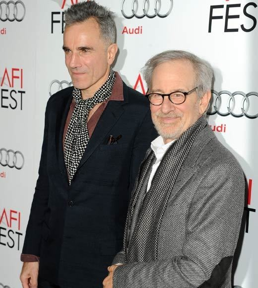 "Best Director:    Michael Haneke, ""Amour""  Ang Lee, ""Life of Pi""  David O. Russell, ""Silver Linings Playbook""  Steven Spielberg, ""Lincoln"" (pictured)  Benh Zeitlin, ""Beasts of the Southern Wild"""