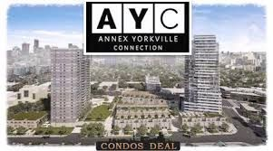 Do not wait to invest in the most profitable deal of buying a condo for yourself surrounded by all the basic amenities and scenic beauty #AnnexYorkvilleConnection