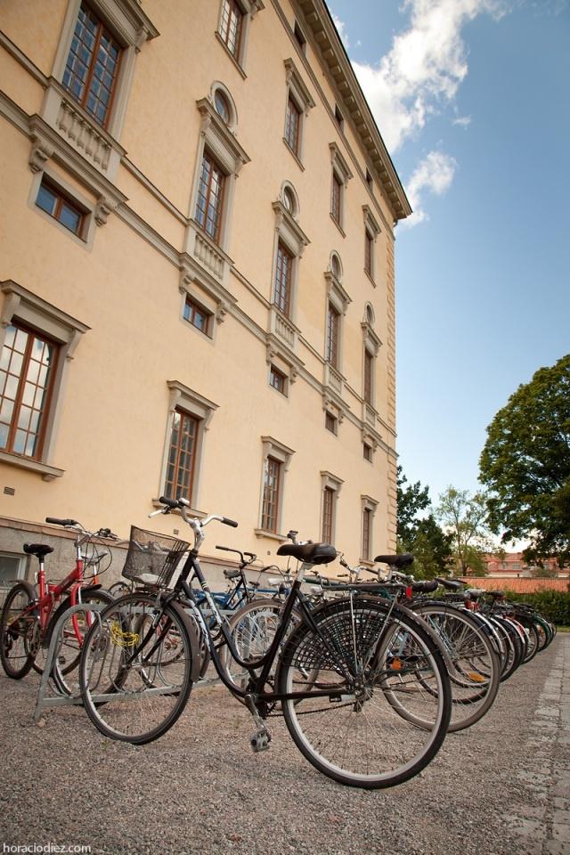 Uppsala University Library. Uppsala, Sweden. August 2011.