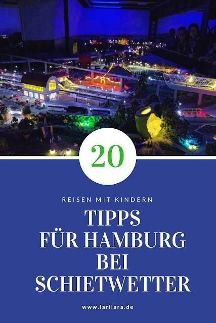 Hamburg mit Kindern: 20 Tipps bei schlechtem Wetter