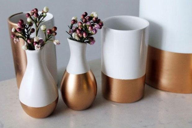 2014 DIY Trend: Spray It Rose Gold @ Hamptons & North Fork Real Estate