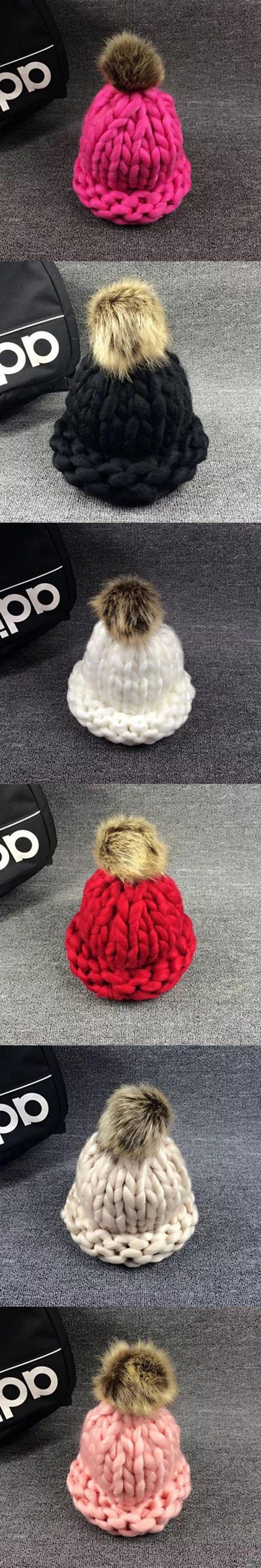 2017 brand hot adult cold warm cap cotton unisex knit cap  ladies winter hat black single fashion cap Skullies hat