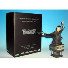 """The Punisher: Warzone - Fine Art Bust 9"""" (Kotobukiya) LIMITED"""