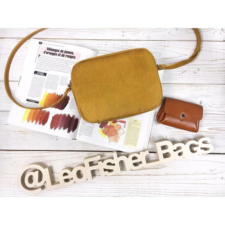 """Удобная опция """"добавить в избранное"""", да?😜 Собираете, поди, коллекцию из наших моделей в закладках вовсю?😎 Позвольте советец небольшой - заказывайте, а не сохраняйте!💪🏼🤓 #МыШьемКрутыеШтуки #LeoFisherBags"""