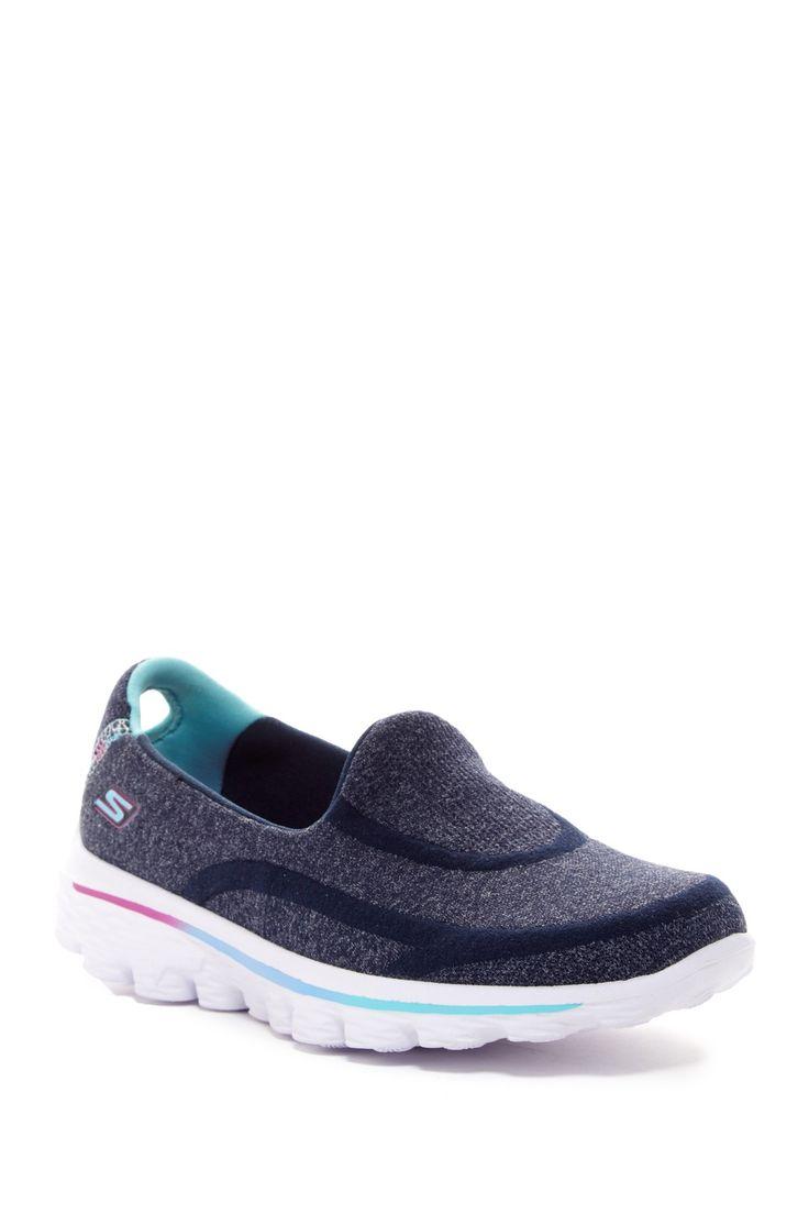 Go Walk 2 Slip-On Sneaker (Toddler, Little Kid & Big Kid)