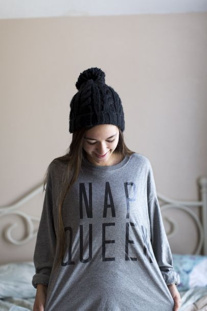 NAP QUEEN  Misc.Haven Blog DIY Shirt #NapQueen #DIY #DIYShirt #NapQueenShirt