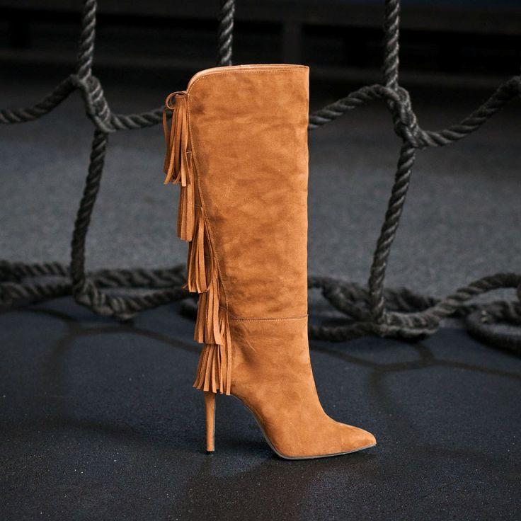 The most-wanted bohemian style boots! #BuyWearEnjoy #SanteBoots #SanteMadeinGreece Shop NOW: www.santeshoes.com