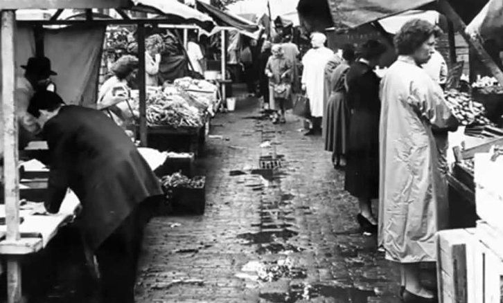 Noordplein Rotterdam (jaartal: 1960 tot 1970) - Foto's SERC