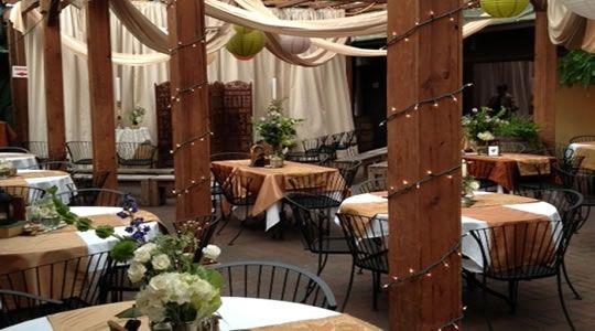 Atlanta Rehearsal Dinner Restaurant ~ 5 Seasons Prado