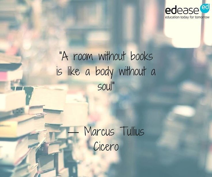 """A room without books is like a body without a soul"" - Marcus Tullius Cicero #nationalbookloversday #books #bookstagram #quoteoftheday #life #education #learning"