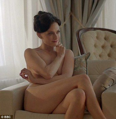 Lara Pulver as Irene Adler  in BBC's Sherlock Holmes.  I was so impressed by the writing in this episode. She was tremendously sexy.