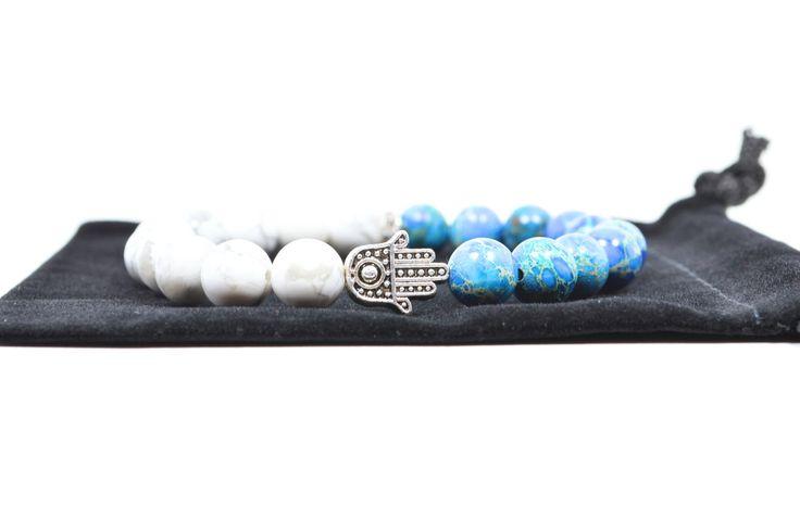 Howlite - Third Eye Gemstones