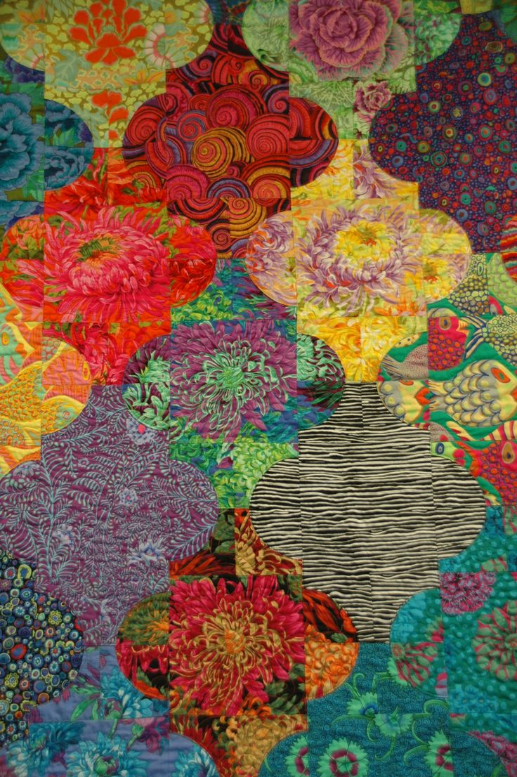 1000 Images About Large Scale Print Quilt On Pinterest