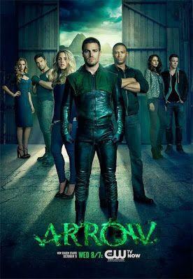 Arrow – Todas as Temporadas – Dublado / Legendado | Touch Play