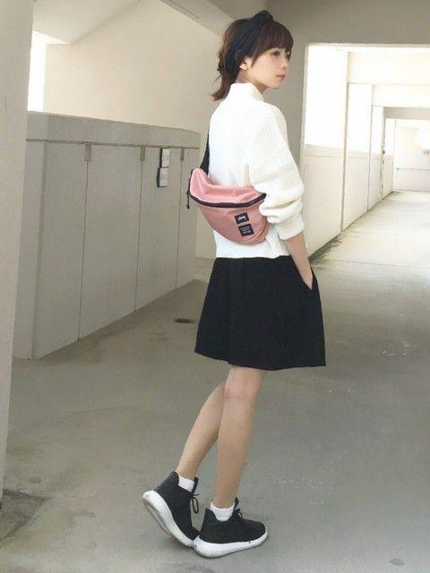 キュロットと合わせて元気にかわいく♪ ♡10代のファッション スタイルの参考コーデまとめ♡