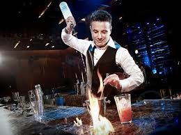 """Are you looking to entertain your guests in a unique and stylish way at your next private party? Book a flair barman (aka """"flairtender"""") in Sydney, Melbourne, Brisbane, Perth and Adelaide!"""