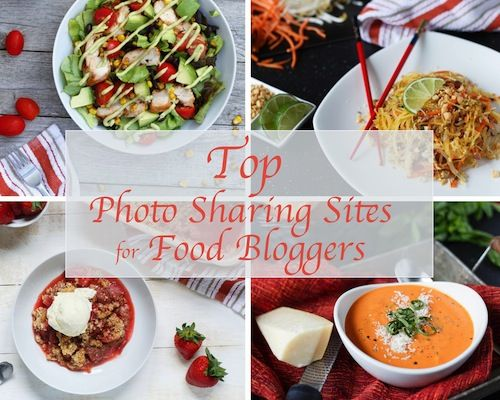 How To Make Your Own Food Photography Backdrops  Top Photo Sharing Sites for Food Bloggers Getting the Most Traffic Out of Photo Sharing Websites