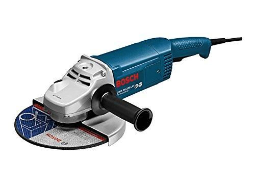 Oferta: 102.64€ Dto: -6%. Comprar Ofertas de Bosch GWS 20-230 JH Professional - Amoladora angular (450 mm, 140 mm, 5.1 kg) Negro, Azul, Plata barato. ¡Mira las ofertas!