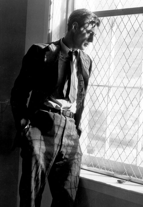 Gary Cooper, 1936  via steamboatbilljr